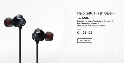 Bullets Wireless Z -kuulokkeiden hinta erikoistarjouksessa on vain 1 euron.