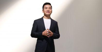 OnePlussan perustajajäsen ja toimitusjohtaja Pete Lau.