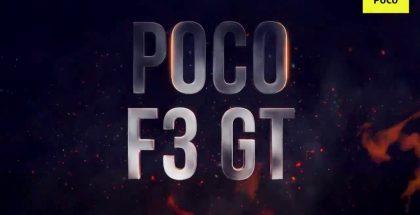 Poco F3 GT::n tulo on vahvistettu.