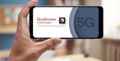Snapdragon 778G on tarkoitettu ylemmän keskihintaluokan 5G-älypuhelimiin.