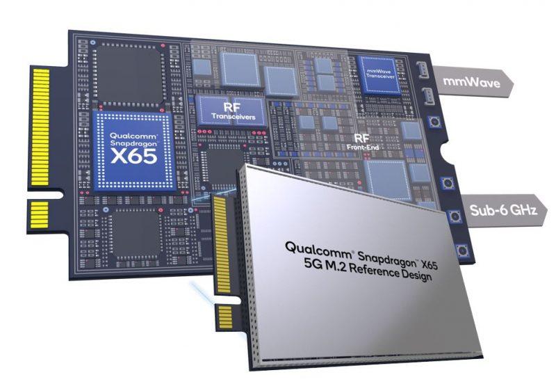 Qualcomm Snapdragon X65 M.2 -referenssi mahdollistaa laitevalmistajille 5G-tuen yksinkertaisemman lisäämisen osaksi laitteitaan.