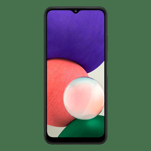 Google Play Consolen paljastama Samsung Galaxy A22s 5G -kuva.