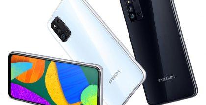 Samsung Galaxy F52 5G.