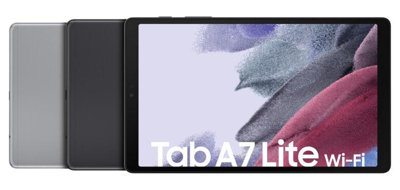 Galaxy Tab A7 Lite tulee saataville Wi-Fi-version myös mobiiliverkkoversiona.