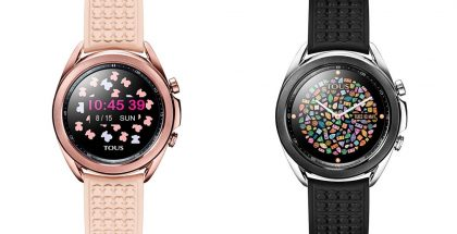 Samsung Galaxy Watch3 TOUS Edition.