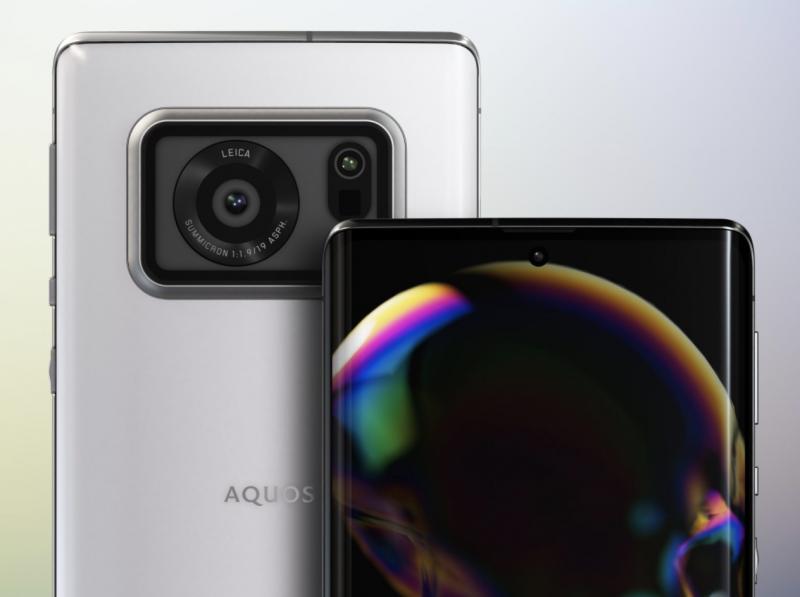 Sharp Aquos R6 sisältää sekä uutta näyttö- että kameratekniikkaa.