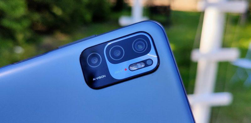 Pääkamera on Redmi Note 10 5G:n kameroista selkeästi vahvin.