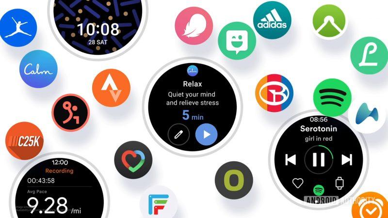 Samsungin älykelloille on käyttöjärjestelmämuutoksen myötä tarjolla laajempi valikoima sovelluksia.