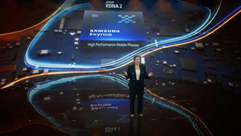 AMD:n toimitusjohtaja Lisa Su.