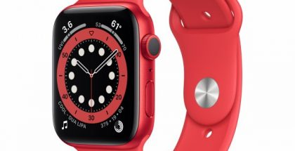 Apple Watch Series 6 PRODUCT(RED).