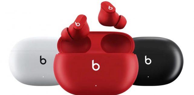 Apple julkisti täyslangattomat Beats Studio Buds -nappikuulokkeet – varustettu aktiivisella taustamelun vaimennuksella