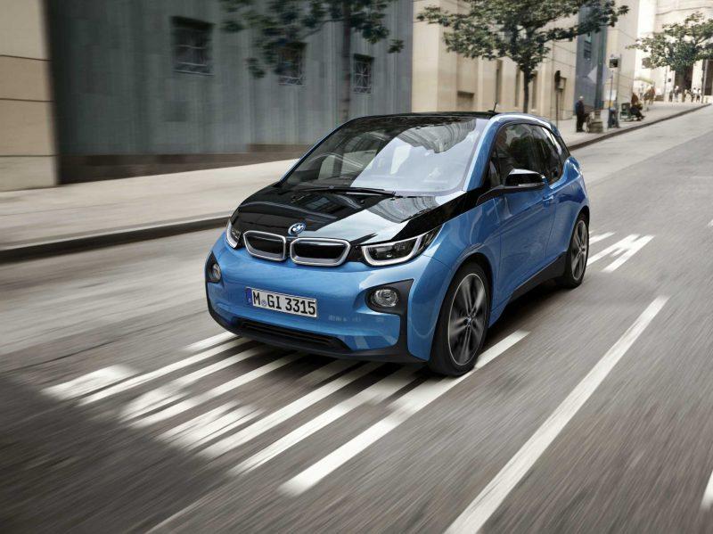 BMW i3, jonka kehitystä Ulrich Kranz yhtiössä johti.