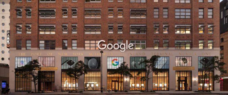 Google Store Chelsea.