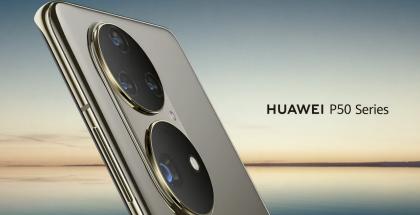 Huawei P50 Series.