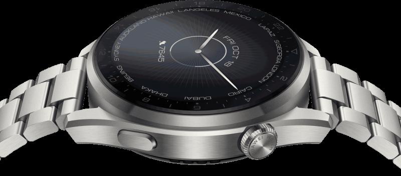 Huawei Watch 3 Pro.