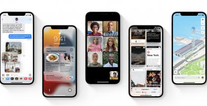 iOS 15:n uudistuksia: kuvapinot Viesteissä, ilmoitusten yhteenveto, ruudukkonäkymä FaceTimessa, uuden käyttöliittymän Safari ja uudistunut Kartat.