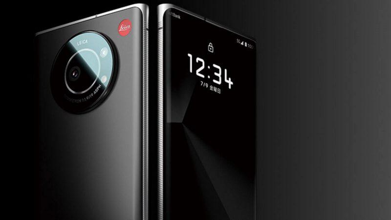 Leitz Phone 1:n kerrotaan olevan Leican muotoilema.