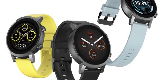 TicWatch E3 on uusi reilun 200 euron Wear OS -älykello – varustettu Qualcommin vielä harvinaisella piirillä