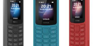Uusi halpa 4G-peruspuhelin Nokia 105 4G heti myyntiin Suomessa – maksaa vain 39 euroa