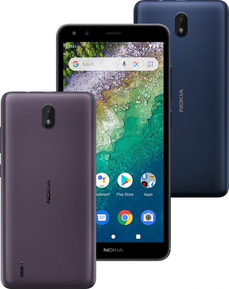 Nokia C01 Plus.