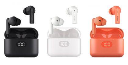 Nokia Essential True Wireless Earphones E3102 -värivaihtoehdot.