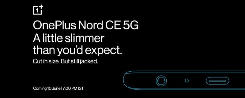 OnePlus Nord CE 5G on 7,9 millimetriä paksu.