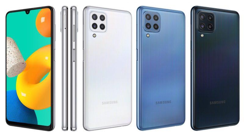 Samsung Galaxy M32.
