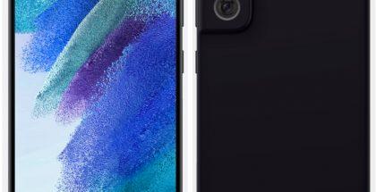 Samsung Galaxy S21 FE mustana. Kuva: Evan Blass / Twitter.
