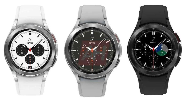 Galaxy Watch4 Classicista kuvia paljasti Android Headlines -sivusto.