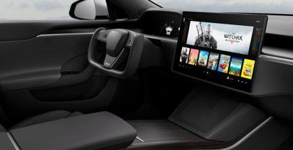Tesla on vihjannut The Witcher 3:n tulosta pelattavaksi sen autoissa.