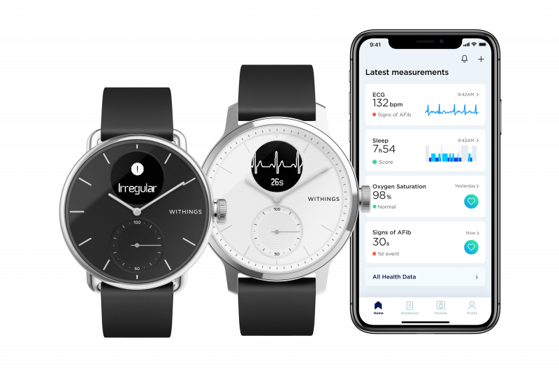 Withings ScanWatch.