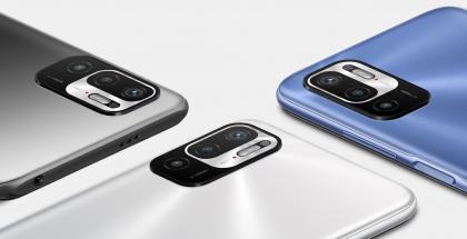 Vuoden 2021 mallistoon kuuluva aiempi Redmi Note 10 5G.