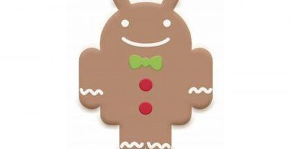 Android 2.3 -version lisänimi oli Gingerbread.