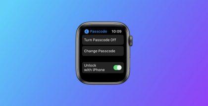 Apple Watchin lukituksen voi tavallisesti avata pääsykoodin ohella avaamalla lukituksen paritetussa iPhonessa.