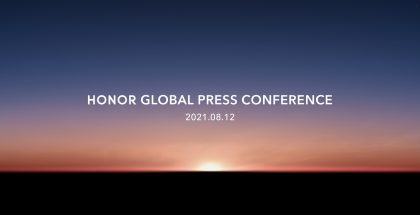 Honor järjestää globaalin lehdistötilaisuuden 12. elokuuta.