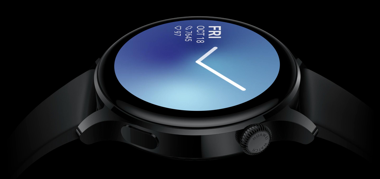 Huawei Watch 3 sivusta.