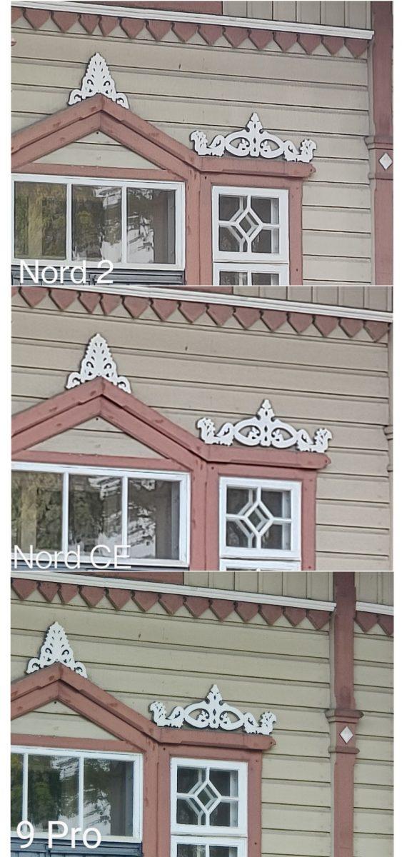 Kymmenkertainen zoom. Nord 2 ja Nord CE ovat yllättävän tasaväkisiä.