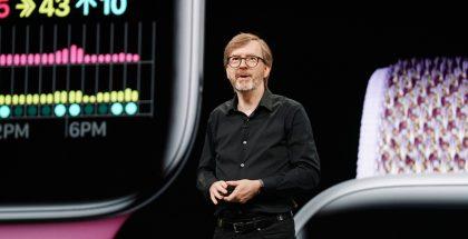 Kevin Lynch on vastannut tähän asti Apple Watchin ohjelmistokehityksestä.