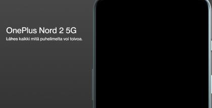 OnePlus Nord 2 5G julkistetaan 22. heinäkuuta.