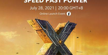 Poco X3 GT julkistetaan 28. heinäkuuta.