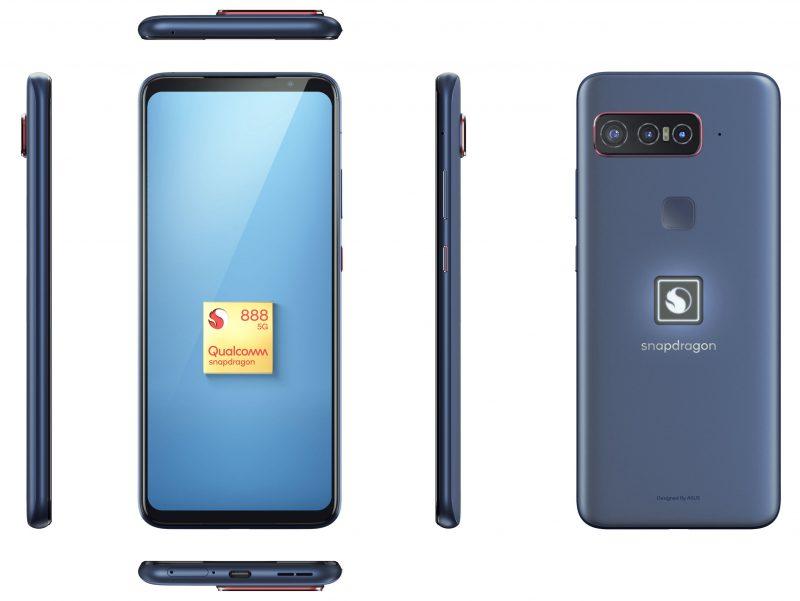 Qualcomm Smartphone for Snapdragon Insiders.