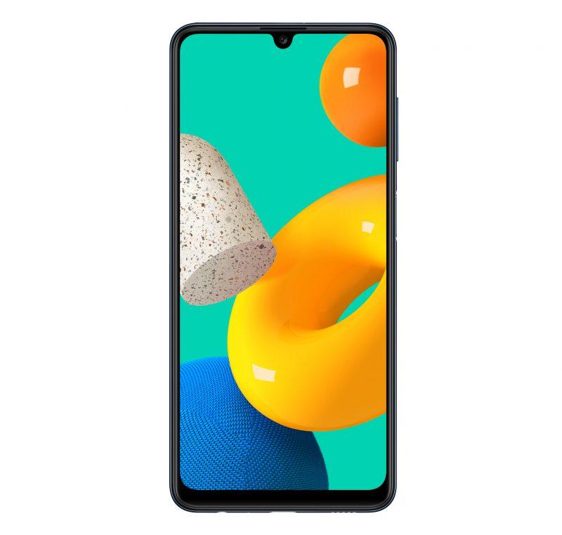 Samsung Galaxy M32 on esitelty nyt myös Ison-Britannian markkinoille.