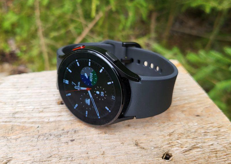 Samsung Galaxy Watch4 on korealaisjätin paras älykello.