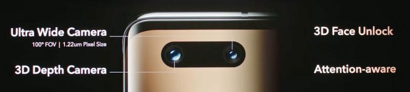 Honor Magic3 Prossa ja Pro+:ssa on 3D-kasvojentunnistus.