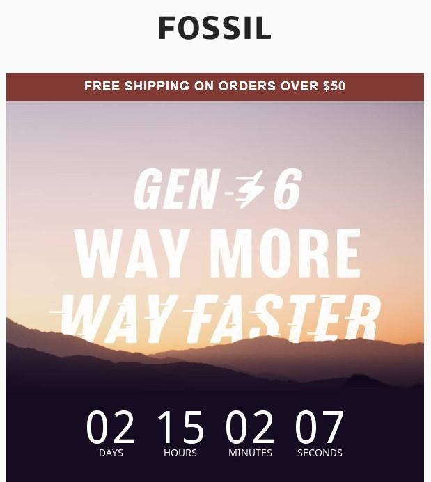 Fossil Gen 6 -julkistus on edessä maanantaina 30. elokuuta. Kuva: Droid-Life.