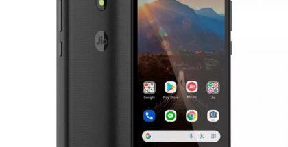 JioPhone Nextissä on yksi taka- ja etukamera.