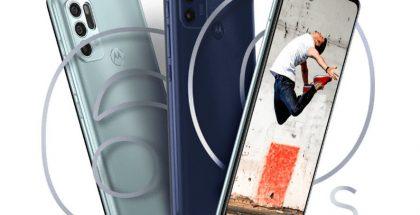 Motorola Moto G60S.