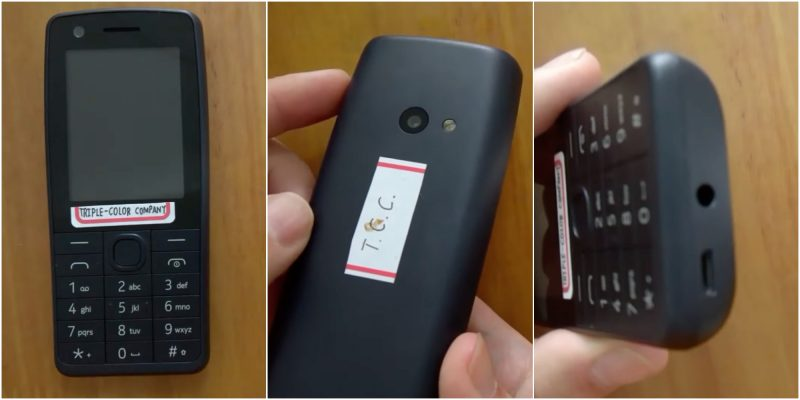 Kehitetyssä Iron GAFP -puhelimessa eli Nokia 400 4G:ssä on etukamera, näyttö ja perinteinen puhelinnäppäimistö. Takakuori on irrotettavissa ja akku näin helposti vaihdettavissa. Pohjasta löytyy Micro-USB- ja 3,5 mm -liitännät.