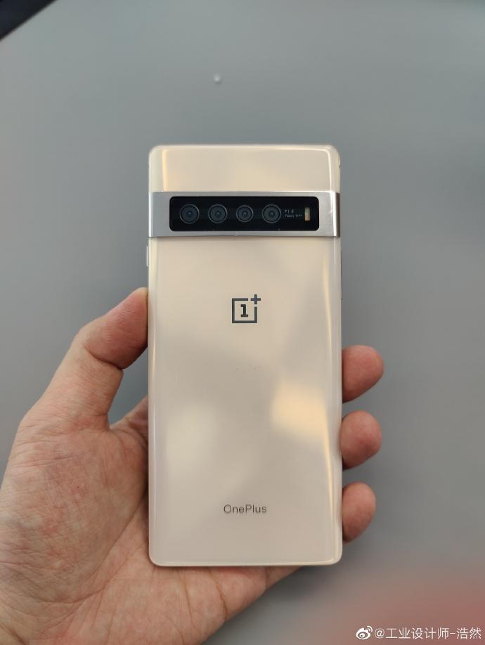 OnePlus-prototyypistä jaettu kuva.