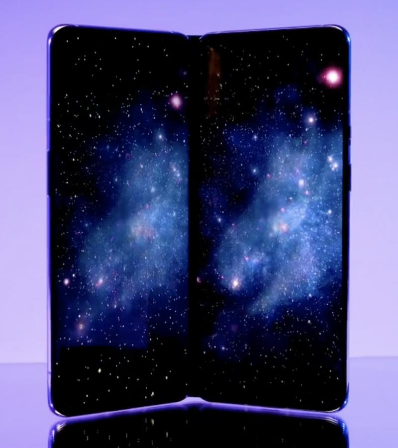 Kuva OnePlussan julkaisemalta videolta.